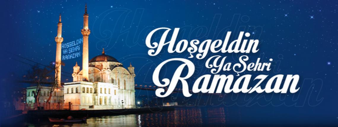 Kamu Bilişim Çalışanları Derneği - Kamubilder Hoşgeldin Ya Şehri Ramazan!