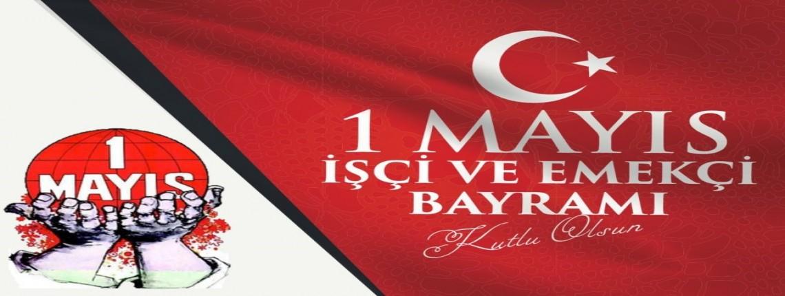 Kamu Bilişim Çalışanları Derneği - Kamubilder 1 Mayıs İşçi ve Emekçi Bayramı Kutlu Olsun!